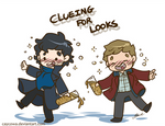 BBC Sherlock - Clueing for Looks