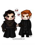 Star Wars - Kylo and Hux