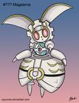 Pokemon Sun and Moon - Magearna