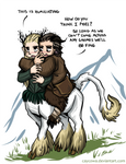 Hobbit - Barduil Mythological AU