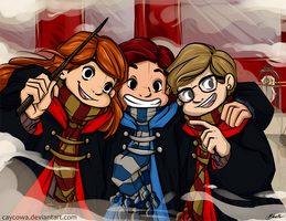 Commission - Back to Hogwarts