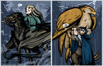 Barduil Hogwarts!AU - Fantastic Beasts