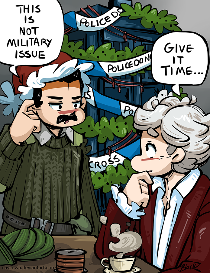 Doctor Who - Christmas Future for LadySugarquill