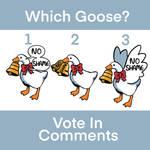 No Shame Goose Designs - Decided see description