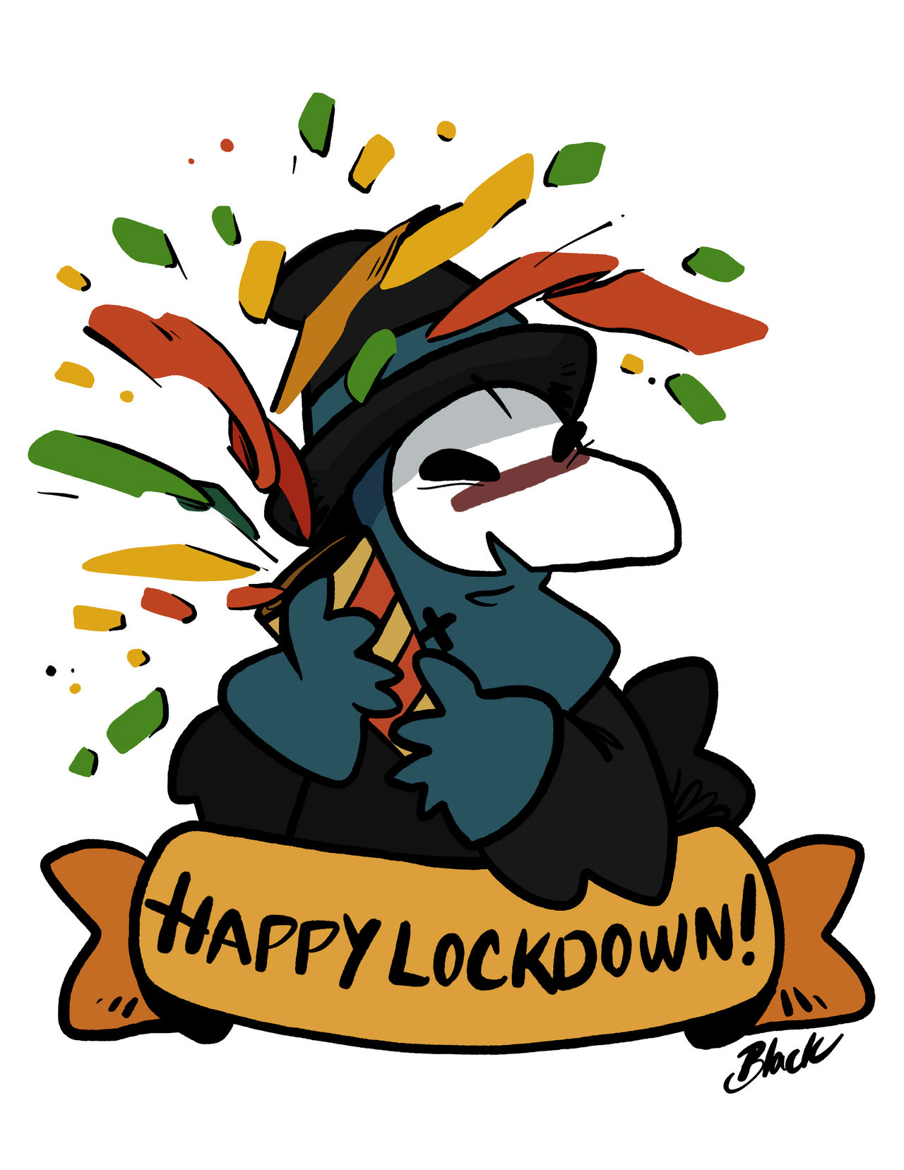 Happy Lockdown
