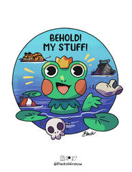 Behold My Stuff!