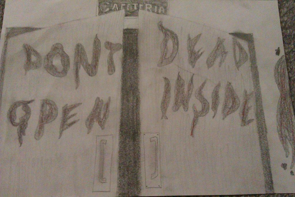 Walking Dead Birthday Card By Unicorn12791 On Deviantart