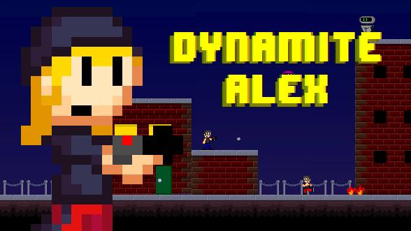 Dynamite Alex thumbnail by RyanSilberman