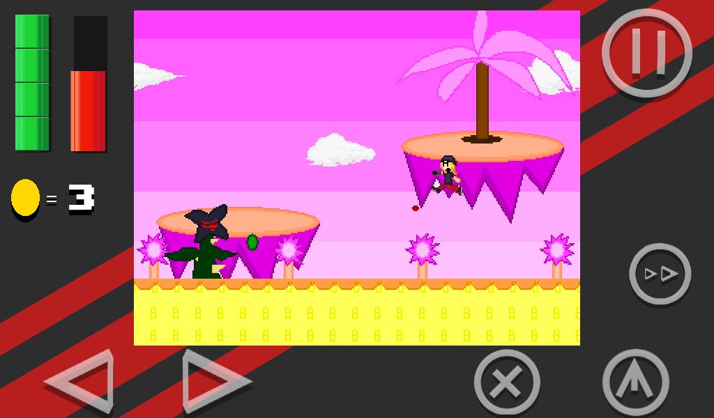 Dynamite Alex - Android screenshot by RyanSilberman