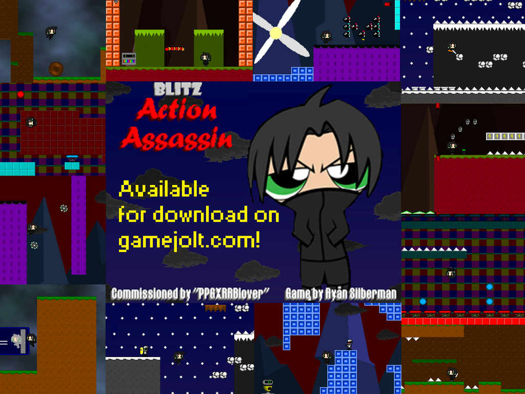 NOW OUT - Blitz Action Assassin (link in desc) by RyanSilberman