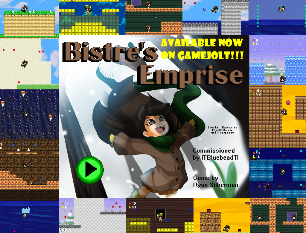 OUT NOW - Bistre's Emprise! by RyanSilberman