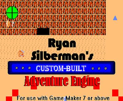 Ryan Silberman's Custom-Built Adventure Engine by RyanSilberman