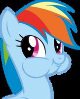Rainbow Dash by TimeImpact