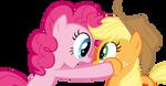 Pinkie Pie - Applejack