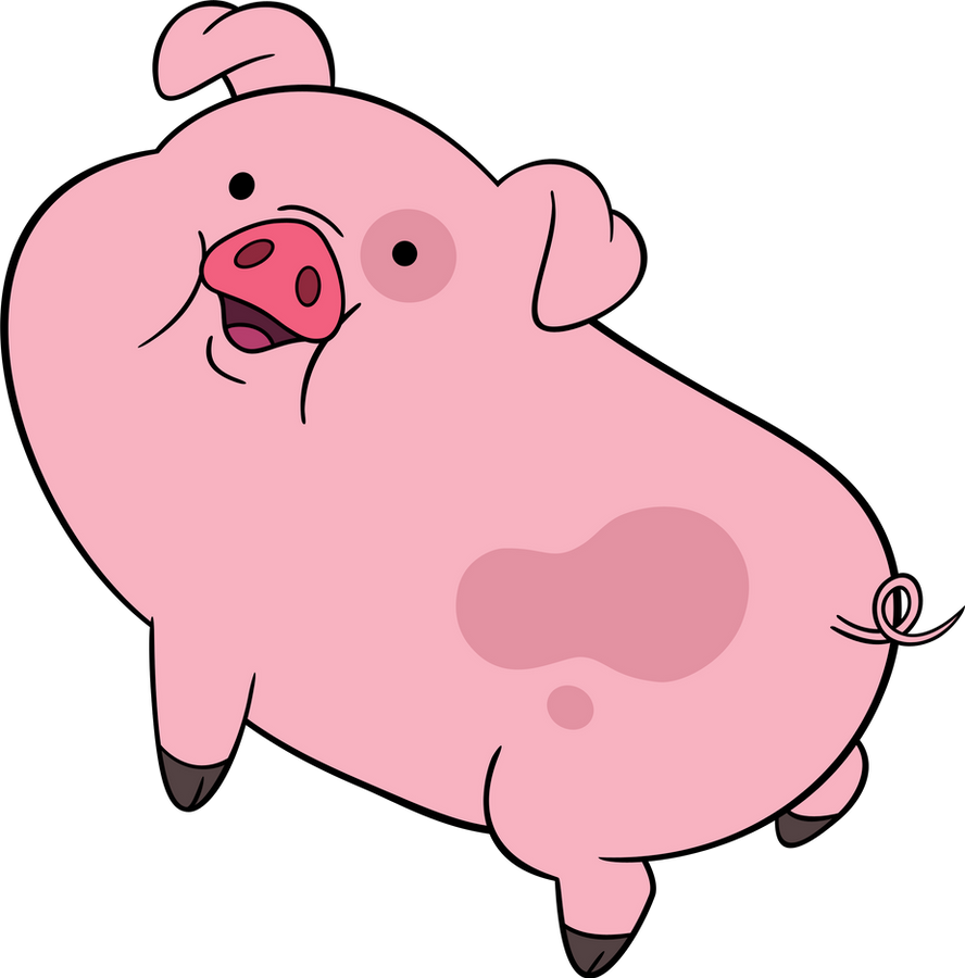 Gravity falls waddles by timeimpact