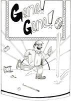 Gene Gene r. i. p. by Don-O