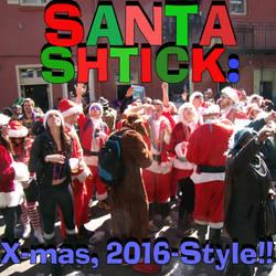 SantaShtick! cover by Don-O
