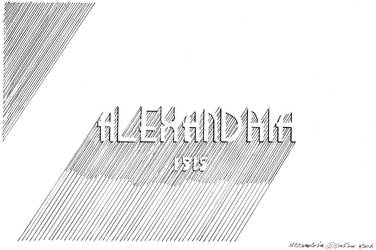 Alexandria by Don-O