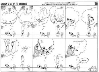 Shmuck-O's Rat #100 (sorta) by Don-O