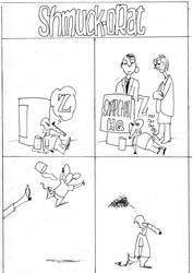Shmuck-O Rat's False Start