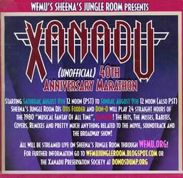 (unofficial) Xanadu 40th Anniversary