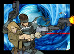 MetaL GeaR SoliD - Competition
