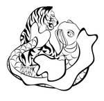 TigerKoi - Tattoo