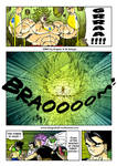 0160 DBM - Broly Explodes by SouthernDesigner