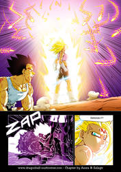 Dragon Ball Multiverse - Page 1611 by SouthernDesigner