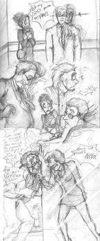 BGH fanart doodles