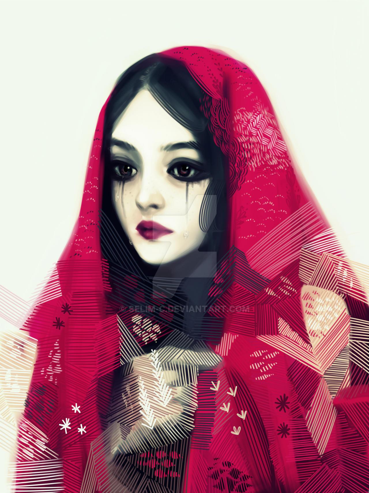 Red hood by Selim-C