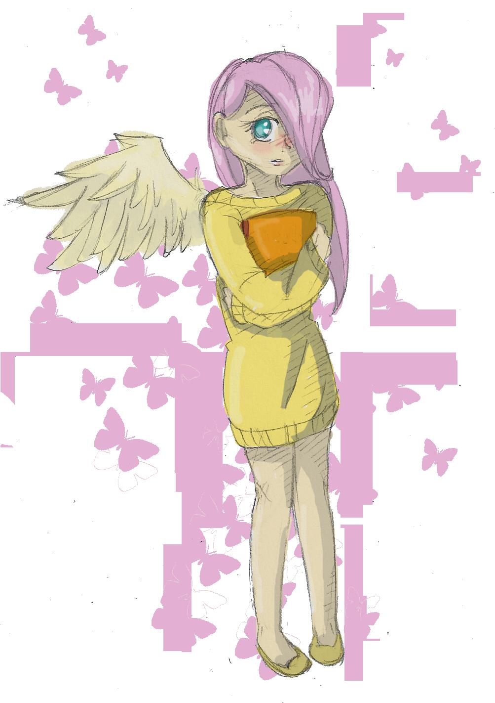 Flutters by kizZuna