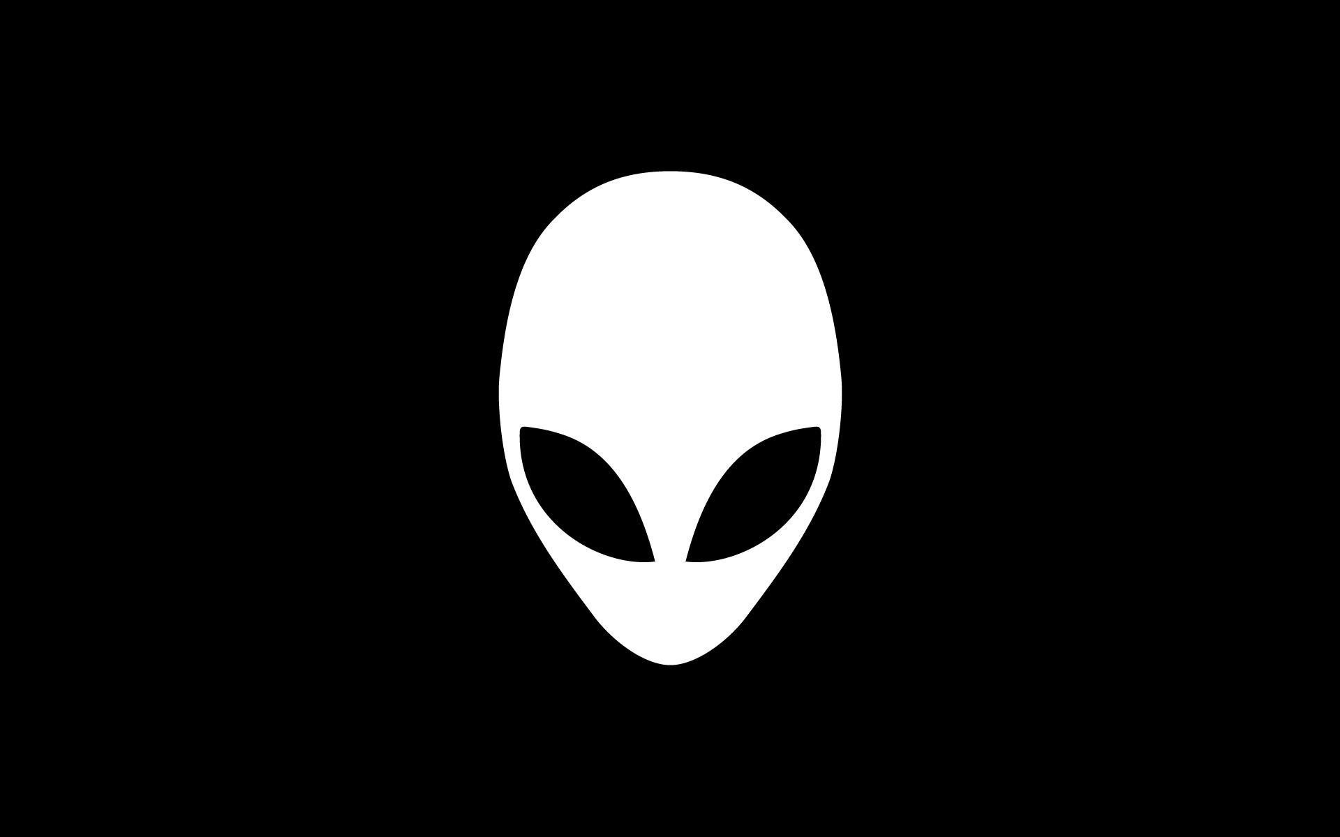 Alienware white Head