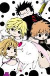 Tsubasa Chronicle Group SD