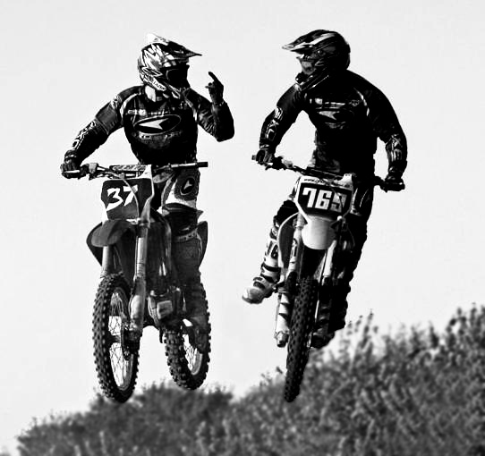 motocross by Hellle