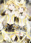 .We're electric voice systems. RIN and LEN.