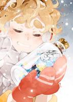 .My lovely fairy. by Hetiru