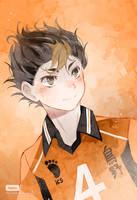 .Nishinoya. by Hetiru