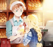 .Bakery. by Hetiru