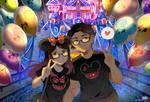 .CC. Journey to Disneyland.