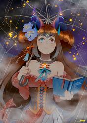 .CC. Star Umbrella. by Hetiru