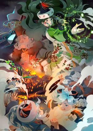 .Mythbook: Taiga. by Hetiru