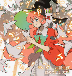 Kokoro Witch by Hetiru