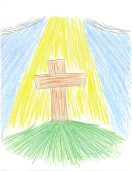 Cross with Light