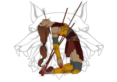 WIP - Death of a Warrior