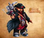 Commission: Barron, Sheriff of Trunau