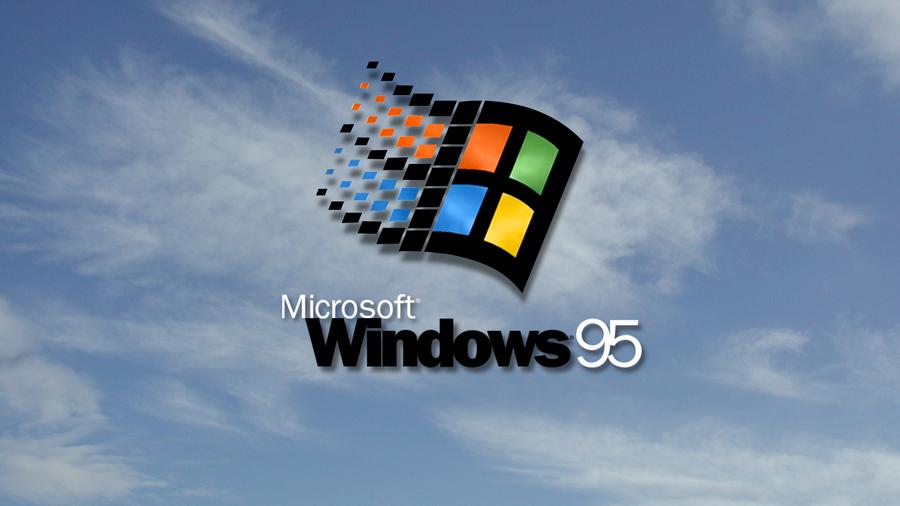 Windows 95 for 2012 by neko2k