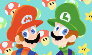 Mario and Luigi: Stars 'n Shrooms