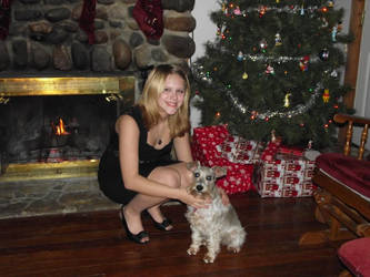 Christmas With Roxanne