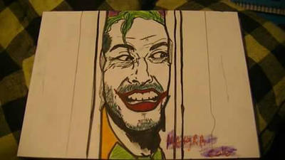 Here's JOKER! by GOLDmouseTRAP